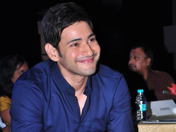 Super star Mahesh returns advance?