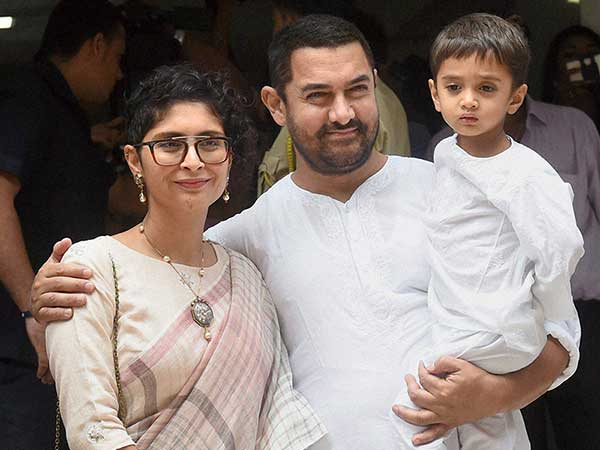 Aamir Khan asks wife Kiran to leave Mumbai after protests