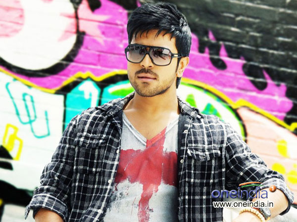 Ram Charan remembers Orange movie