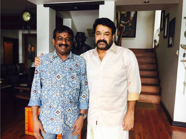 Mohan Lal-Yeleti's new film launched!