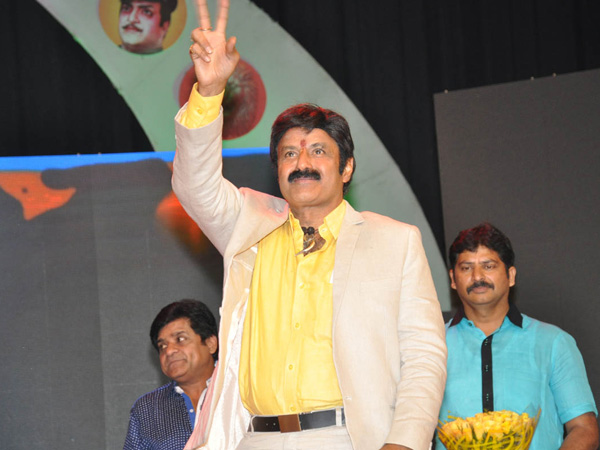 Balakrishna to launch Soukyam audio
