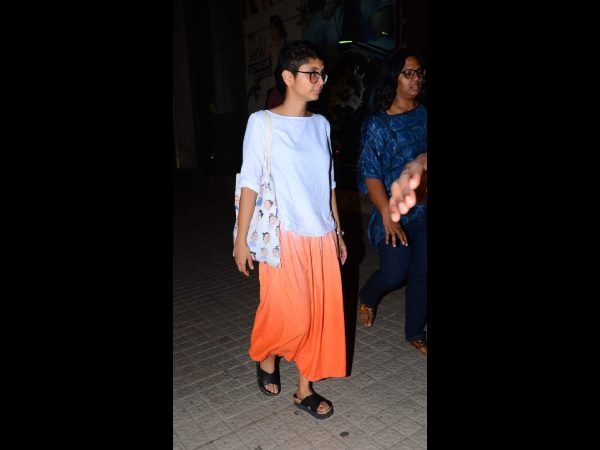 Kiran Rao Spotted For First Time After Aamir Khan's Intolerance Controversy!