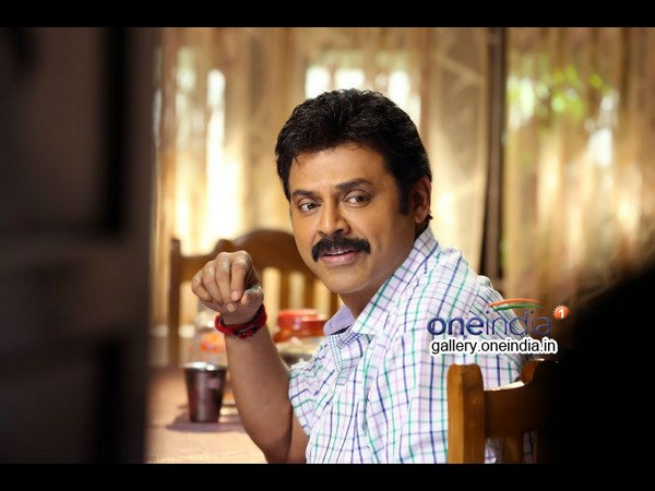 venkatesh finalised 'Babu Bangaram' for his upcoming movie