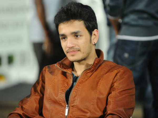 Finding director for Akhil's next film?