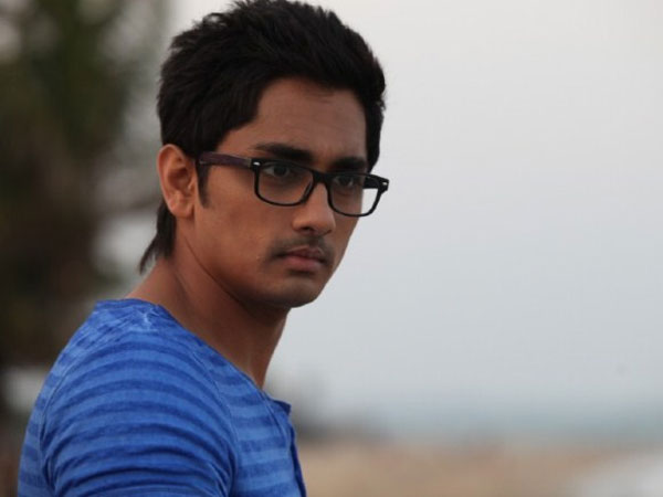 I had lost my house for the first time: Actor Siddharth