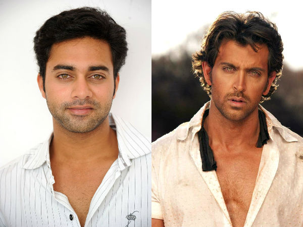 Navdeep happy with Hrithik roshan donation of chennai flood.