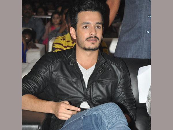 I have not signed any project at the moment: Akhil