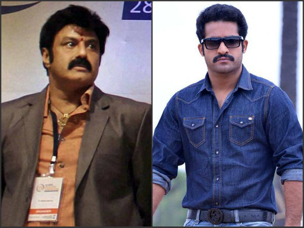 NTR may attend Balayya's Dictator audio
