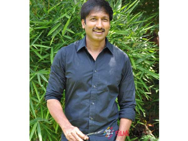 Gopichand will act on the film Baahubali -2.