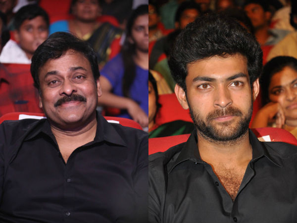 Chiranjeevi appreciates Loafer