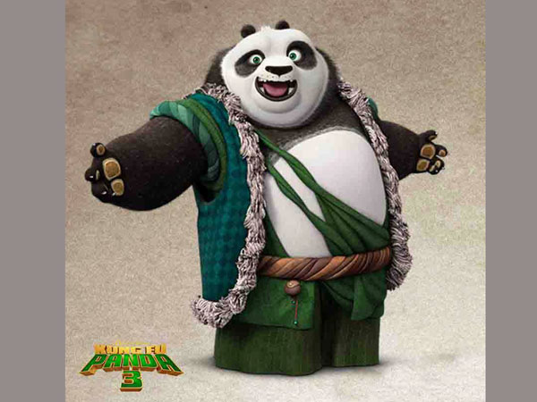 KUNG FU PANDA 3 – OFFICIAL INTERNATIONAL TRAILER