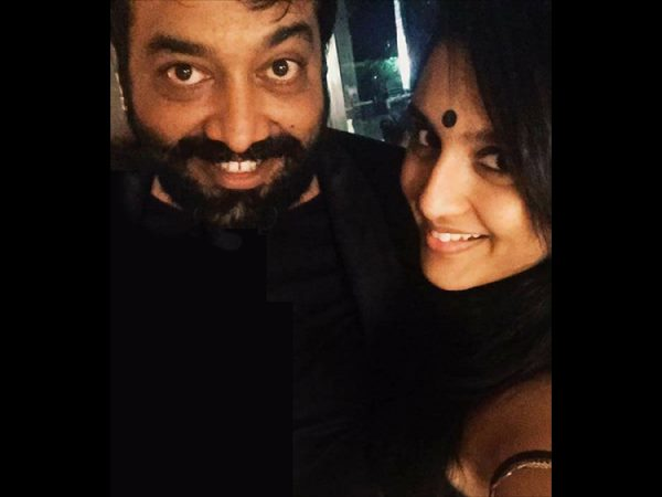 Anurag Kashyap dating 22-year-old Shubhra Shetty?
