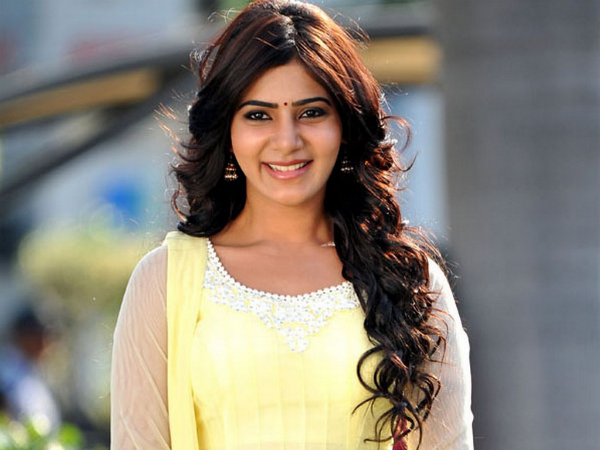 Samantha busy with four Moives