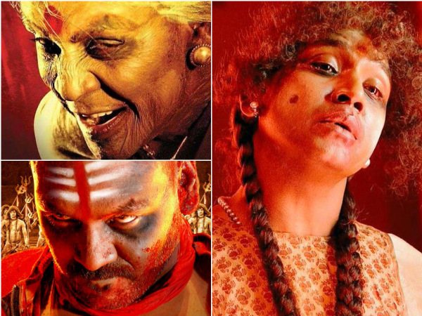 "Kanchana movie going to be remade by ""RAMA"" in China, korea and thai"