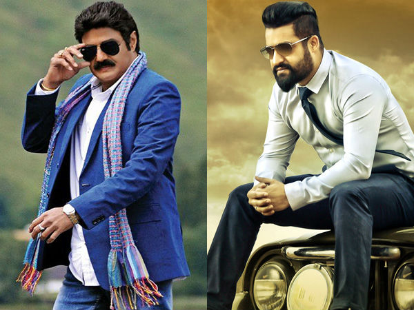 Nandamuri family war