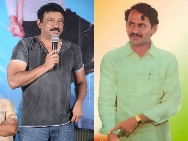 Ram Gopal Varma Confirmed His Next On 'Vangaveeti Mohan Ranga'