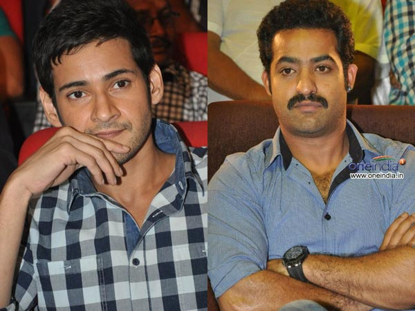 NTR upper hand other than mahesh
