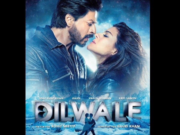 Shah Rukh Khan's Dilwale Has Massive Collections Overseas!