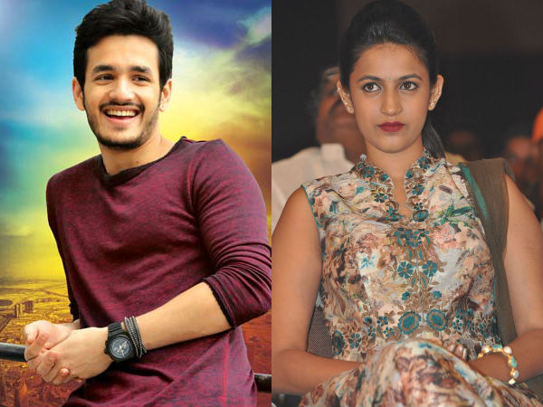 Akhil eye on Niharika