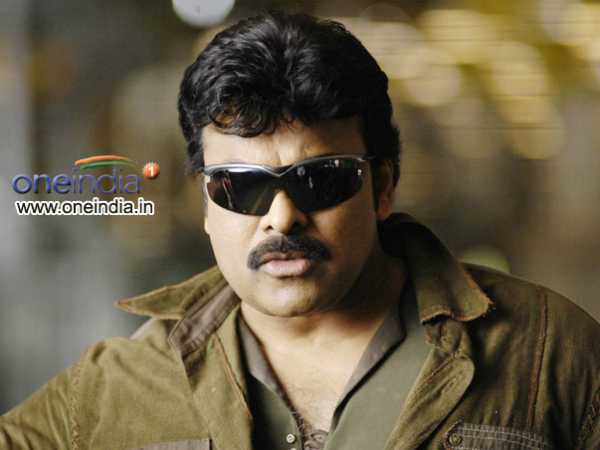 Megastar Chiranjeevi about his train first night