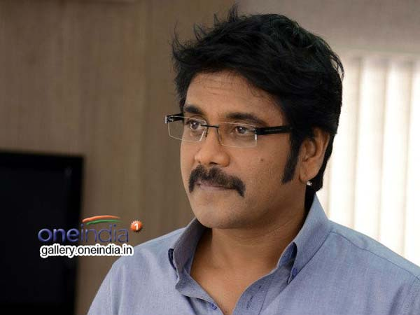 Nagarjuna in BA Jaya's direction