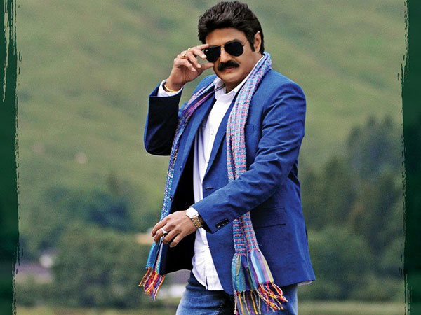 Balakrishna about his Competition