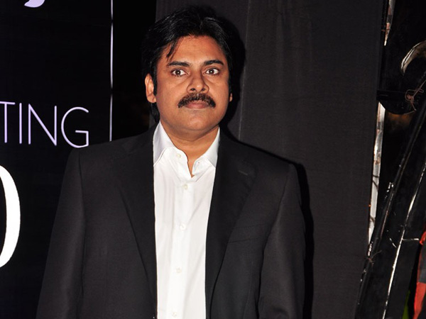 Pawan Kalyan complaints on Producer BVSN Prasad