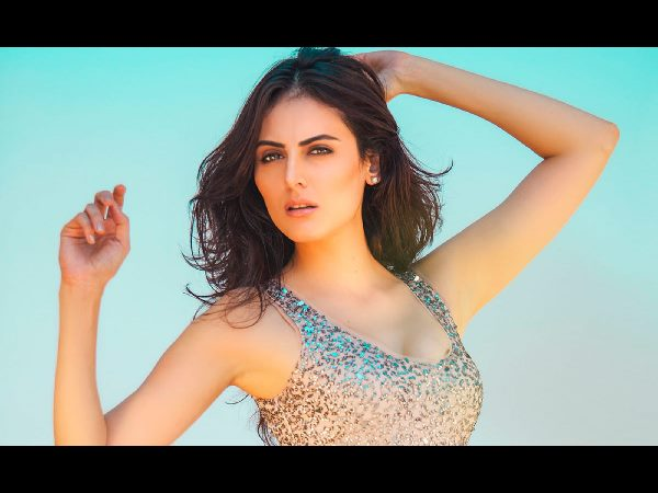 Mandana Karimi Hot Photo-shoot