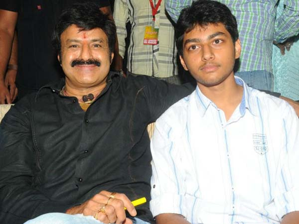 Balakrishna about his son Mokshagna Debut