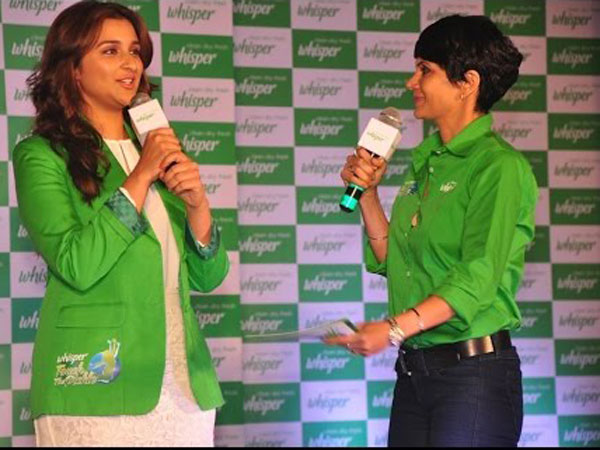 Parineeti Chopra advices to start talking about Periods