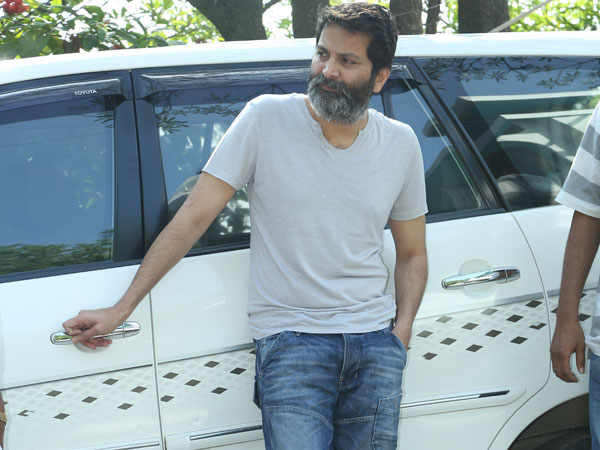 Anirudh give Tough time to Trivikram