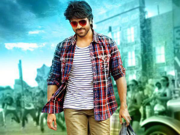 Ram Charan next movie on August 12