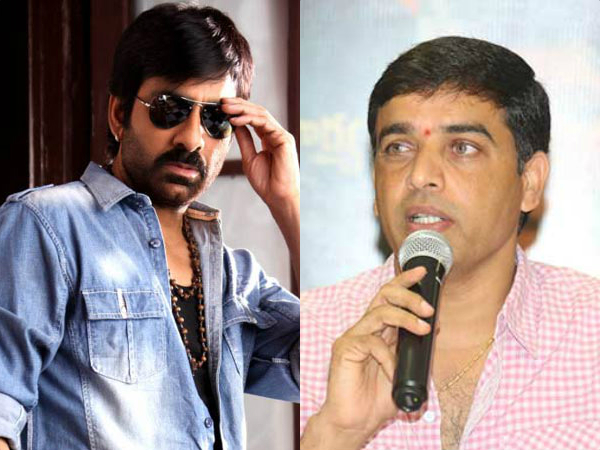 Ravi Teja-Dil Raju's film shelved?