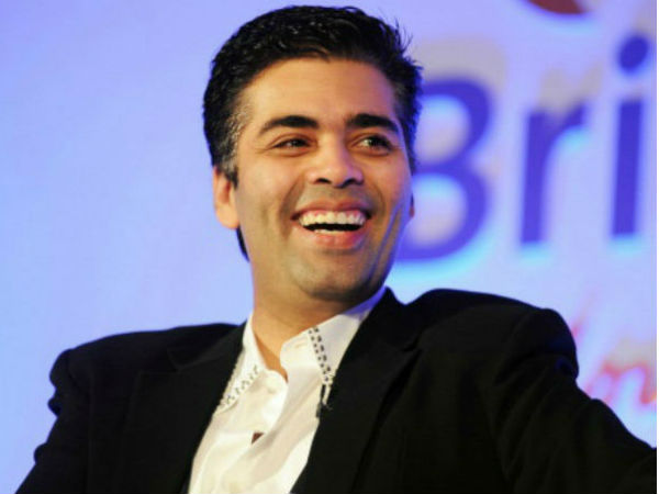 KARAN JOHAR ABOUT HIS GENDER