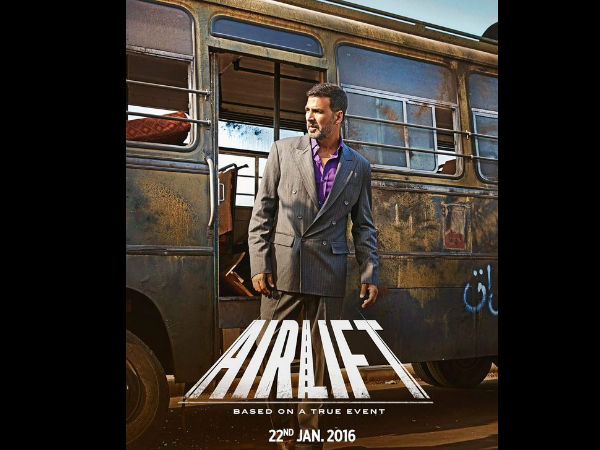 Akshay Kumar's Airlift Movie Review