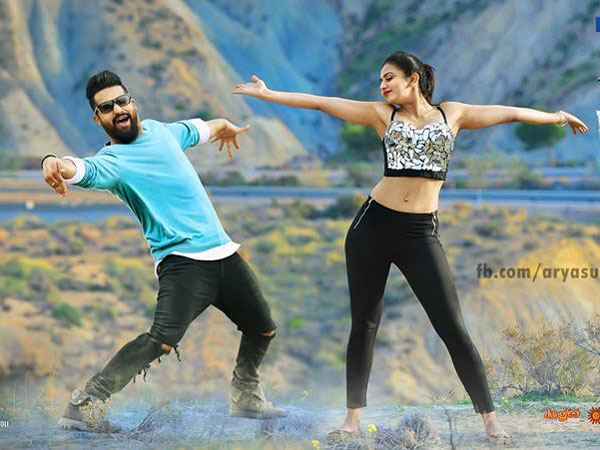Nannaku Prematho In USA Top 3 List