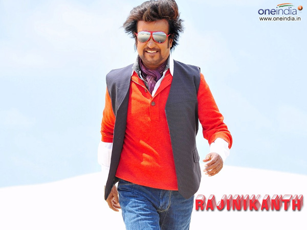 New Controversy erupted over Padma Awards to Rajinikanth