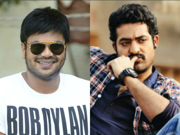 Manchu Manoj tweet about NTR