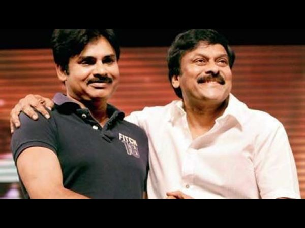 Chiranjeevi's Bumper Offer for Pawan?