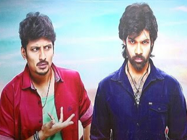 Actor Jeeva And Sibiraj Had a real Fight