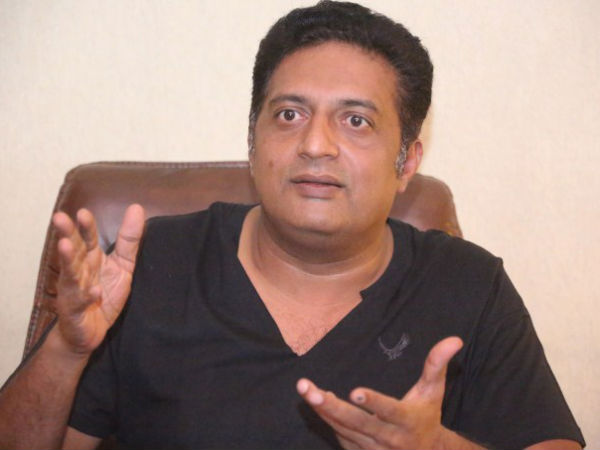 Baby boy for Prakash Raj and Pony