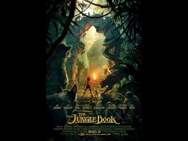 Big Hit: The Jungle Book Official Big Game Trailer