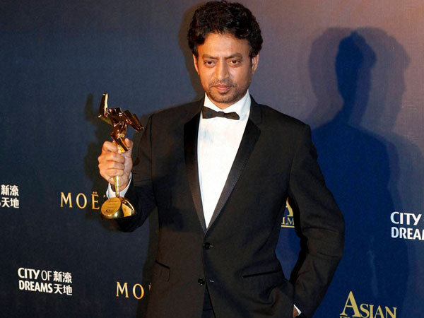 Irrfan Khan about Oscars, Indian awards
