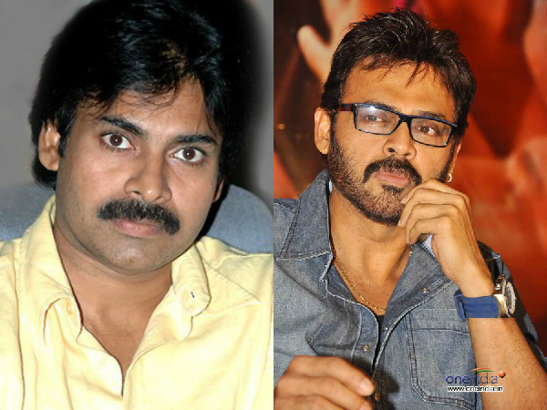 Venkatesh in  Two Countries remake?