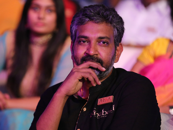 Cheating case against director Rajamouli