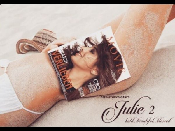 First look poster of Julie 2