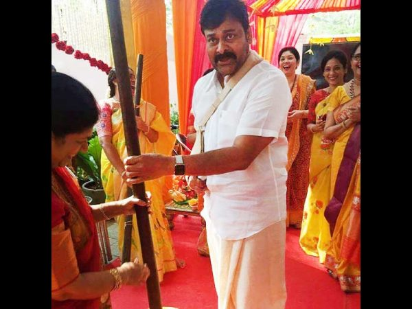 Chiranjeevi's younger daughter Srija marriage date fixed