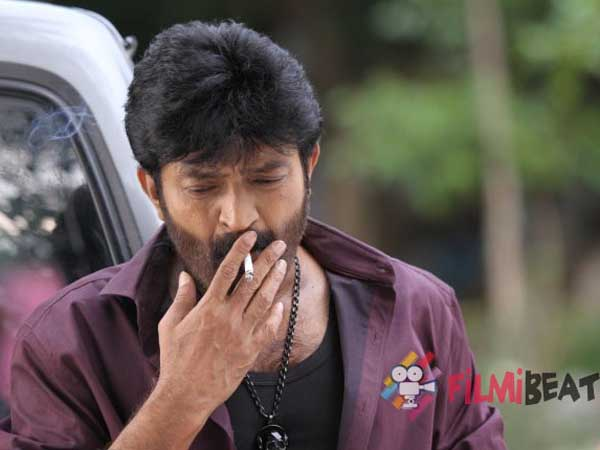 Rajashekar to Play Villain's Role