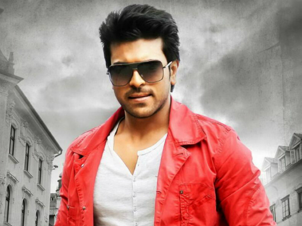 Ram Charan's film launched