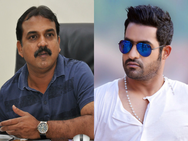 NTR gifted an expensive wrist watch to Koratala Siva?